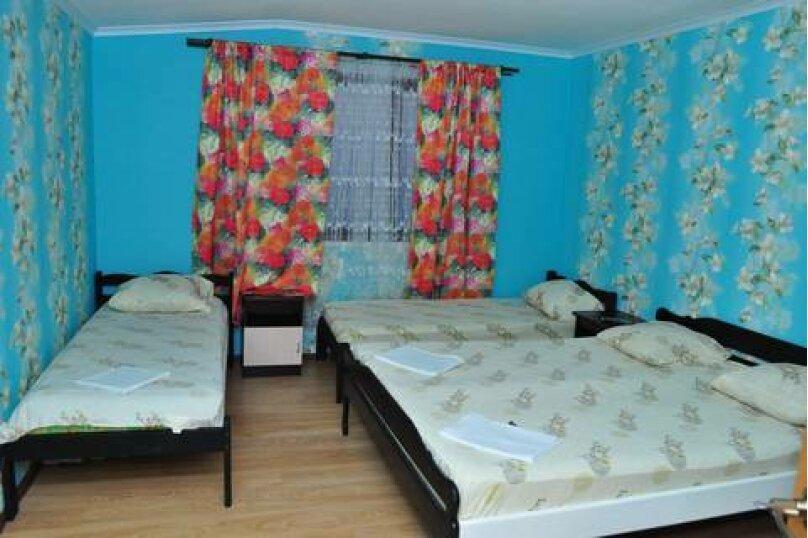 Стандарт 4-х местный №8, ул. Рыбацкий переулок, ЛГК-2, 41, Лазаревское - Фотография 1