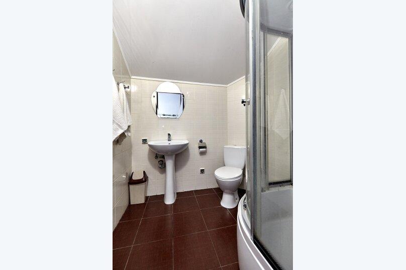 Двухместный номер эконом-класса с 1 кроватью или 2 отдельными кроватями, Парковая улица, 8, Геленджик - Фотография 3
