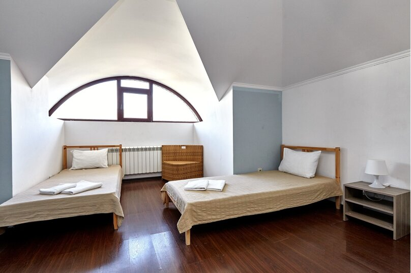Двухместный номер эконом-класса с 1 кроватью или 2 отдельными кроватями, Парковая улица, 8, Геленджик - Фотография 6