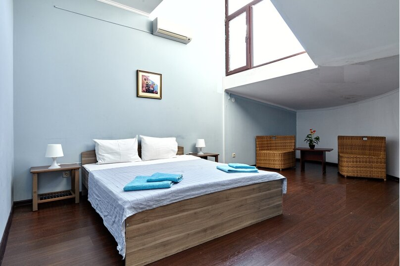 Двухместный номер эконом-класса с 1 кроватью или 2 отдельными кроватями, Парковая улица, 8, Геленджик - Фотография 7