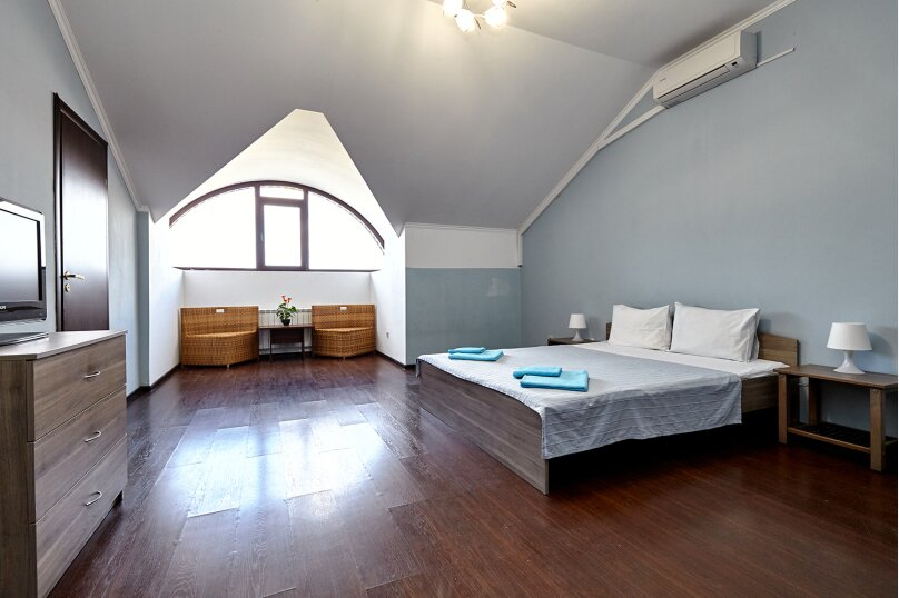 Двухместный номер эконом-класса с 1 кроватью или 2 отдельными кроватями, Парковая улица, 8, Геленджик - Фотография 10