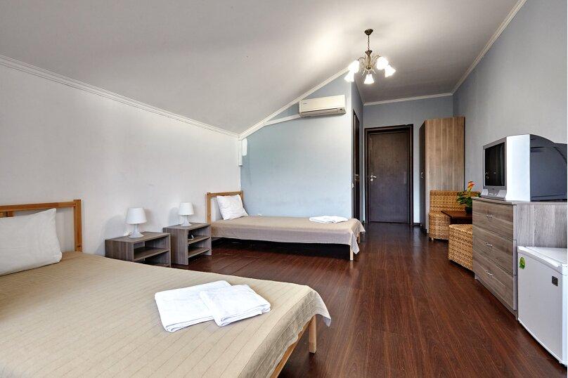 Двухместный номер эконом-класса с 1 кроватью или 2 отдельными кроватями, Парковая улица, 8, Геленджик - Фотография 11