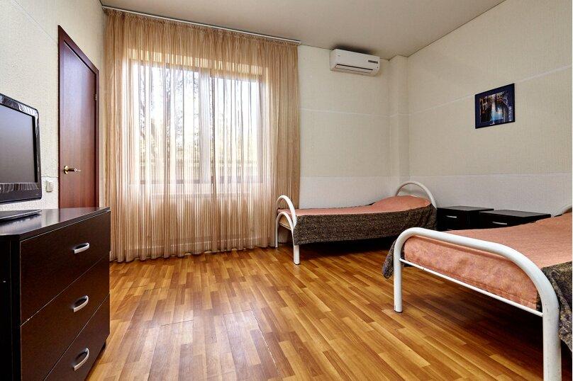 Двухместный номер эконом-класса с 1 кроватью или 2 отдельными кроватями, Парковая улица, 8, Геленджик - Фотография 13