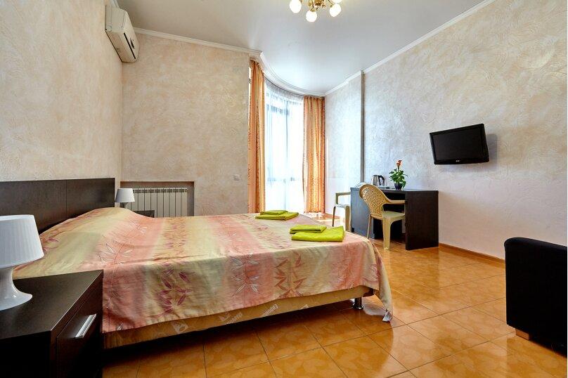 Улучшенный двухместный номер с 1 кроватью, Парковая улица, 8, Геленджик - Фотография 4