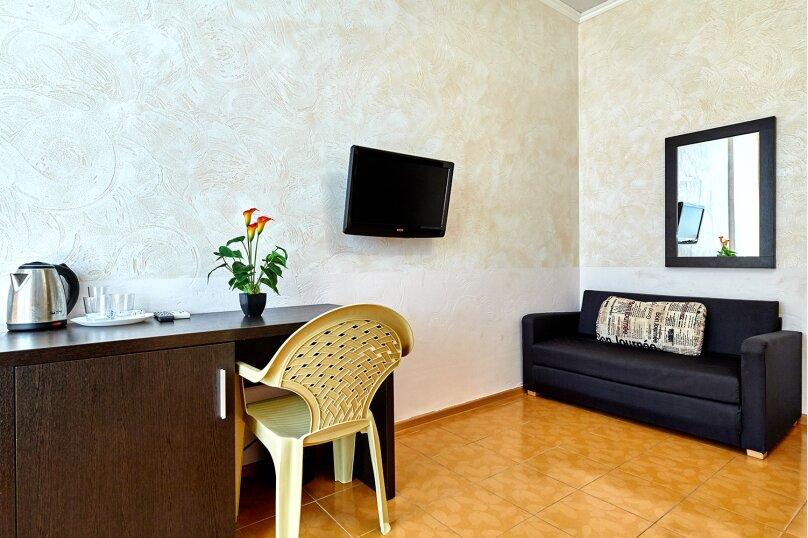 Улучшенный двухместный номер с 1 кроватью, Парковая улица, 8, Геленджик - Фотография 5