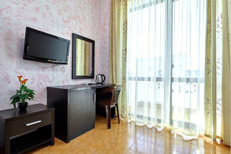 Улучшенный двухместный номер с 1 кроватью, Парковая улица, 8, Геленджик - Фотография 9
