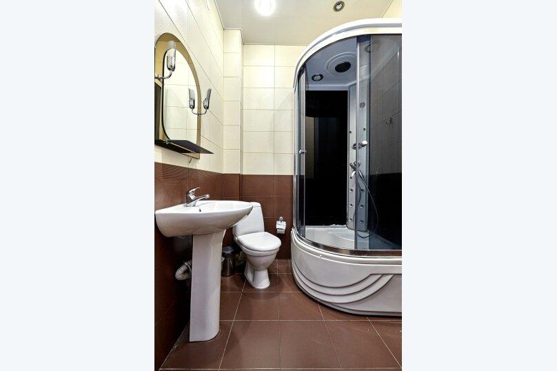 Улучшенный двухместный номер с 1 кроватью, Парковая улица, 8, Геленджик - Фотография 12