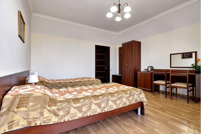 Улучшенный двухместный номер с 1 кроватью, Парковая улица, 8, Геленджик - Фотография 14