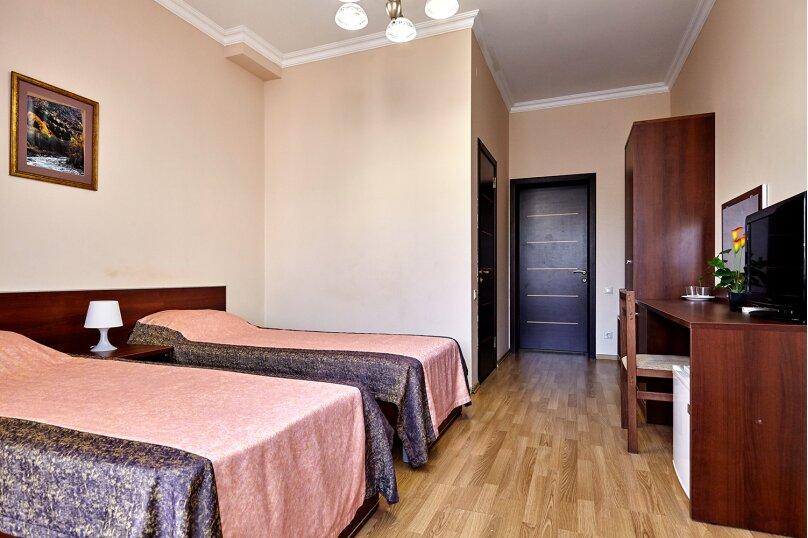 Улучшенный двухместный номер с 1 кроватью, Парковая улица, 8, Геленджик - Фотография 16