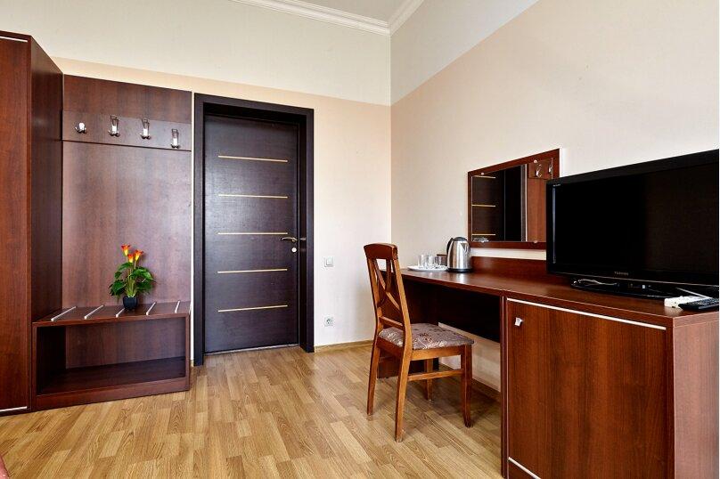 Улучшенный двухместный номер с 1 кроватью, Парковая улица, 8, Геленджик - Фотография 19