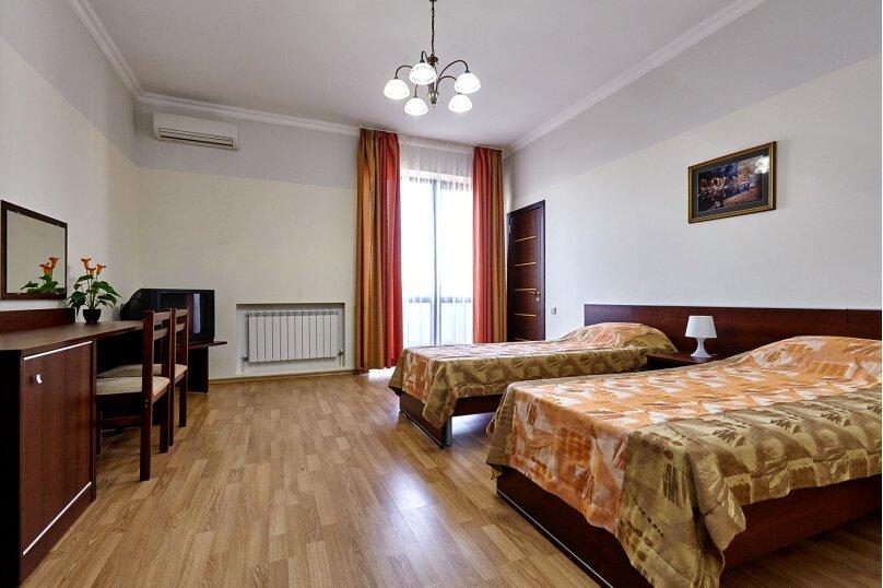 Улучшенный двухместный номер с 1 кроватью, Парковая улица, 8, Геленджик - Фотография 20