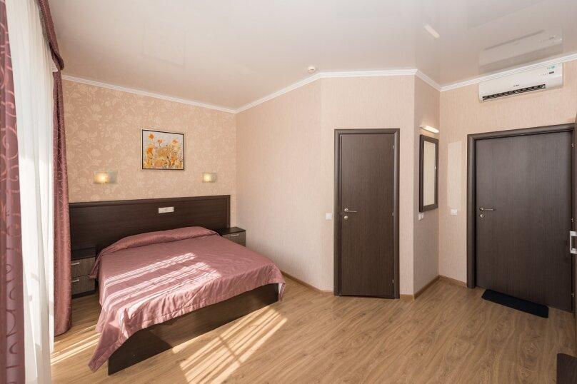 Стандартный Двухместный номер с 1 двуспальной кроватью, Крестьянская улица, 3А, Анапа - Фотография 1