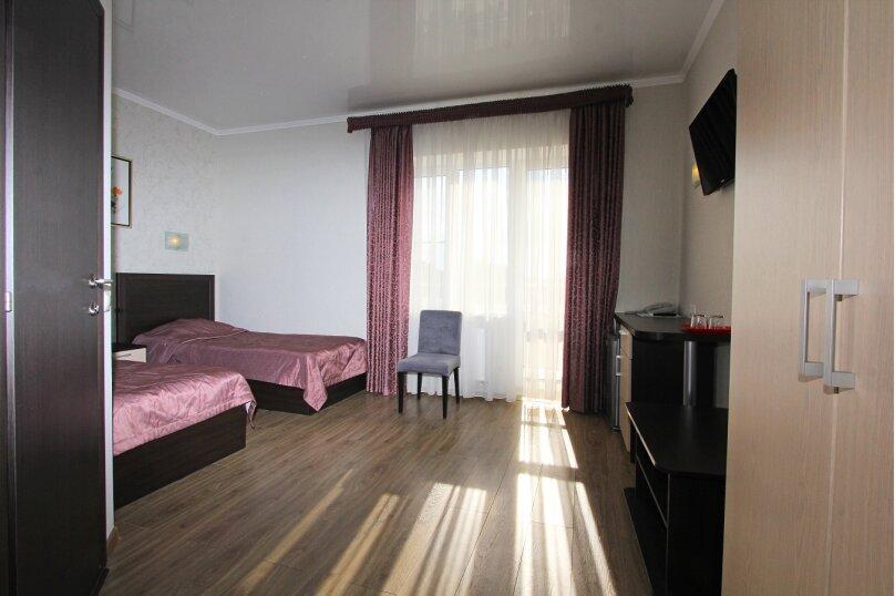 Стандартный Двухместный номер с 2 отдельными кроватями, Крестьянская улица, 3А, Анапа - Фотография 3