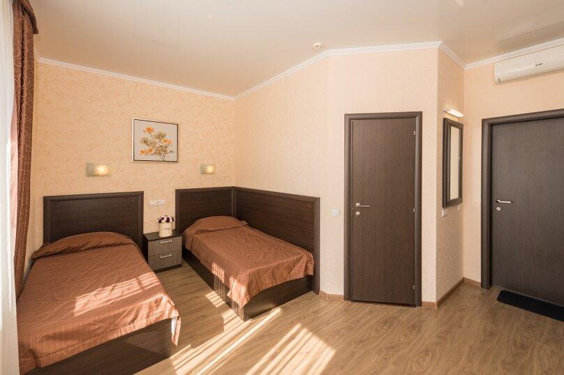 Стандартный Двухместный номер с 2 отдельными кроватями, Крестьянская улица, 3А, Анапа - Фотография 4