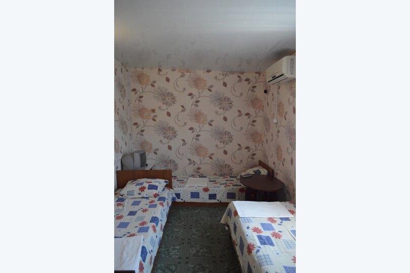 Трехместный люкс, общая беседка, Курская улица, 46, Береговое, Феодосия - Фотография 1