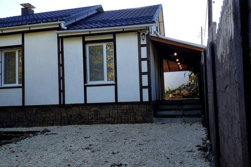 Дом, 80 кв.м. на 4 человека, 2 спальни, Вишнёвая улица, 2, Соколиное - Фотография 12