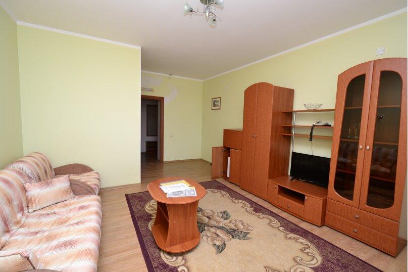 Люкс двухкомнатный двухместный 1-й  категории, улица Шевченко, 73А, Анапа - Фотография 5