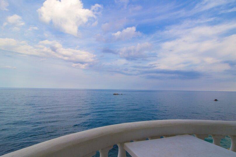Двухместный номер с балконом видом на море, Гагариной, 25/157, Утес - Фотография 2