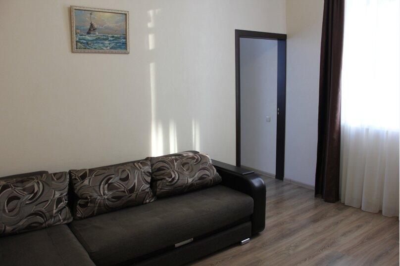 2-комн. квартира, 53 кв.м. на 4 человека, Парковая улица, 14к1, Севастополь - Фотография 2