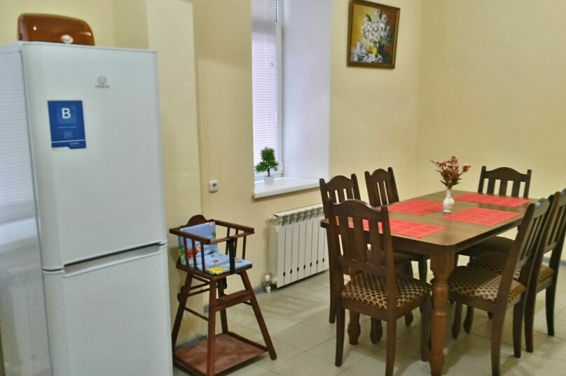 3-комн. квартира, 110 кв.м. на 9 человек, улица Герцена, 5, Кисловодск - Фотография 7