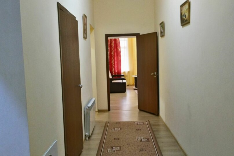 3-комн. квартира, 110 кв.м. на 9 человек, улица Герцена, 5, Кисловодск - Фотография 14