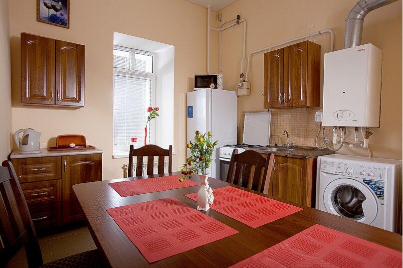 3-комн. квартира, 85 кв.м. на 6 человек, улица Герцена, 5, Кисловодск - Фотография 5