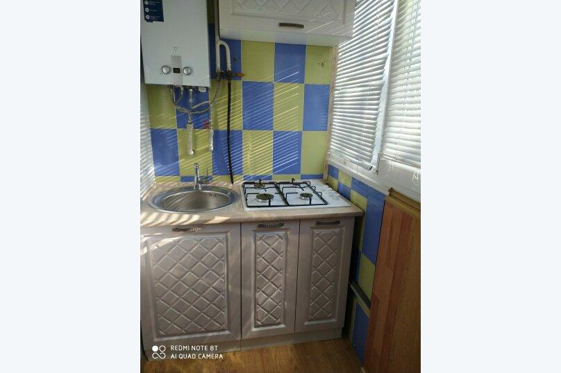 1-комн. квартира, 30 кв.м. на 2 человека, Платановая улица, 8, Алушта - Фотография 9