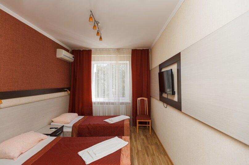 Двухместный номер с 2 отдельными кроватями, улица Гоголя, 111, Мостовской - Фотография 3