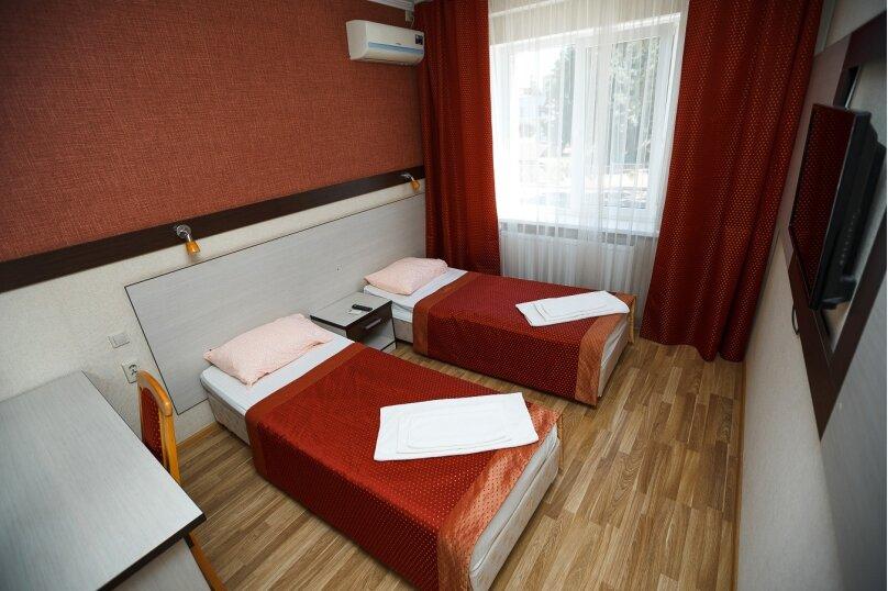 Двухместный номер с 2 отдельными кроватями, улица Гоголя, 111, Мостовской - Фотография 6