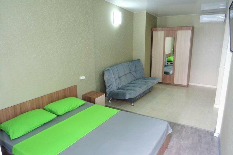 """""""2-х- комнатный номер с балконом"""" № 2, Красномаякская улица, 8А, Симеиз - Фотография 4"""