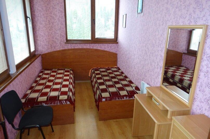 """""""2х-комнатный"""" №7, Красномаякская улица, 8А, Симеиз - Фотография 5"""