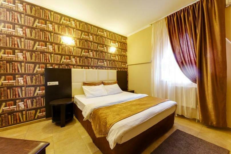 Делюкс: Номер, 2-местный (1 основной + 1 доп), 1-комнатный, Северная улица, 1, Краснодар - Фотография 4