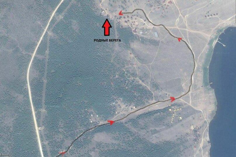 База отдыха, Хужир-Нугэ, Малое море на 16 номеров - Фотография 68
