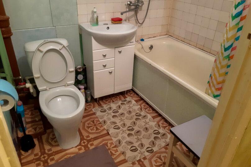 1-комн. квартира, 37 кв.м. на 3 человека, Олимпийская улица, 46, Кировск - Фотография 5