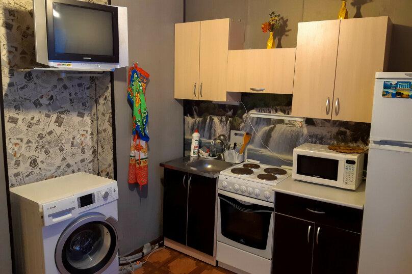 1-комн. квартира, 37 кв.м. на 3 человека, Олимпийская улица, 46, Кировск - Фотография 7