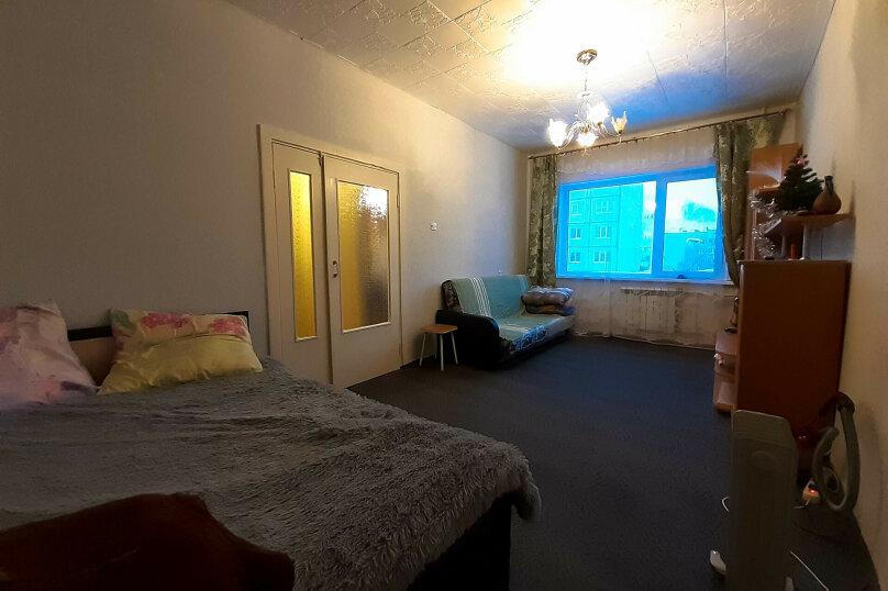 1-комн. квартира, 37 кв.м. на 3 человека, Олимпийская улица, 46, Кировск - Фотография 9