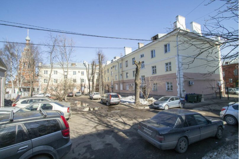 2-комн. квартира, 90 кв.м. на 6 человек, Депутатская улица, 6/1А, Ярославль - Фотография 25