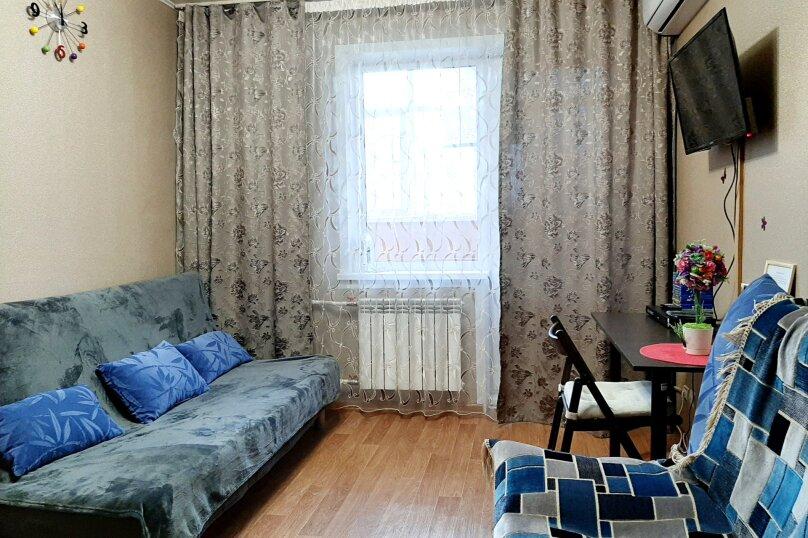 1-комн. квартира, 40 кв.м. на 4 человека, Чистопольская улица, 25, Казань - Фотография 2