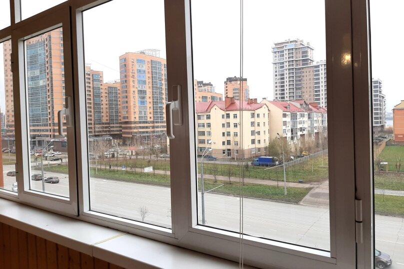 1-комн. квартира, 40 кв.м. на 4 человека, Чистопольская улица, 25, Казань - Фотография 8