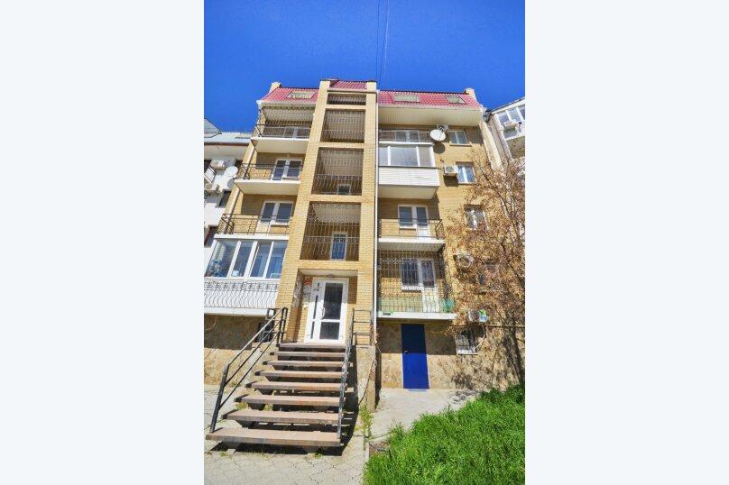 1-комн. квартира, 35 кв.м. на 4 человека, Долинный переулок, 15А, Коктебель - Фотография 2