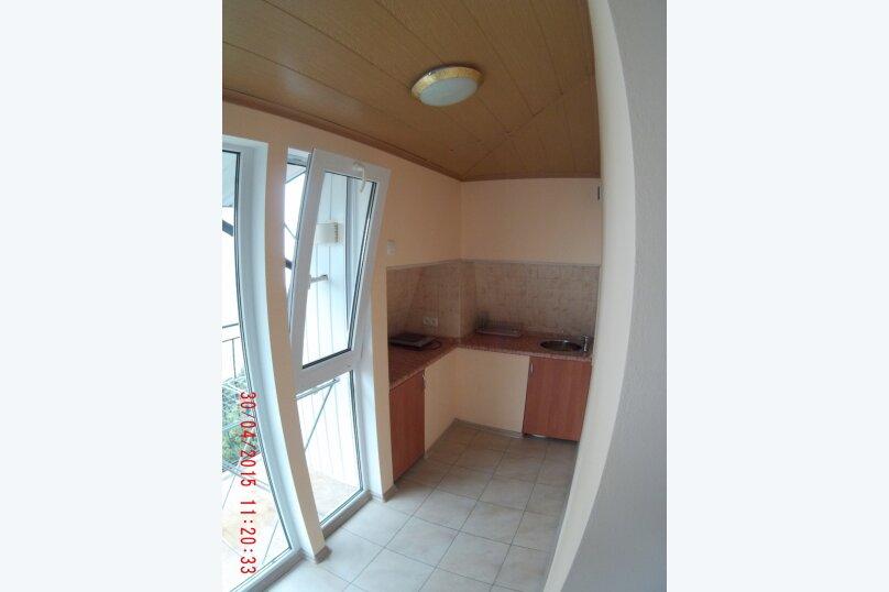 1-комнатный с кухней  №6 , Красномаякская улица, 8А, Симеиз - Фотография 7