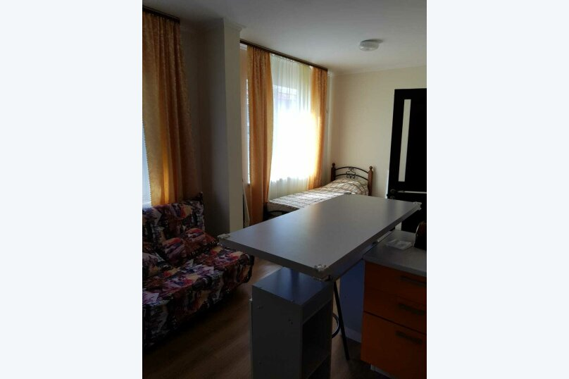 1-комн. квартира, 30 кв.м. на 4 человека, улица Лукоморья, 1к3, село Сукко - Фотография 2