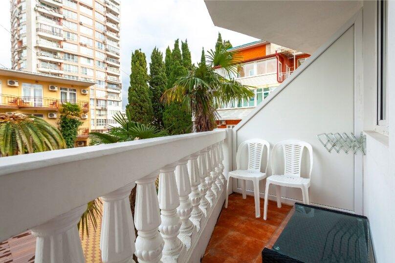 Стандарт ПК с балконом, переулок Богдана Хмельницкого, 8, Адлер - Фотография 16