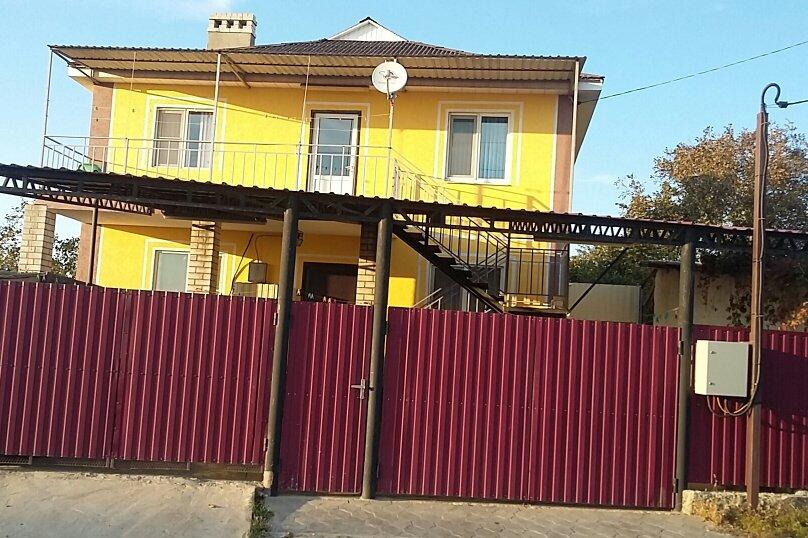 Дом, 100 кв.м. на 15 человек, 4 спальни, Приморская улица, 22Б, Благовещенская - Фотография 1