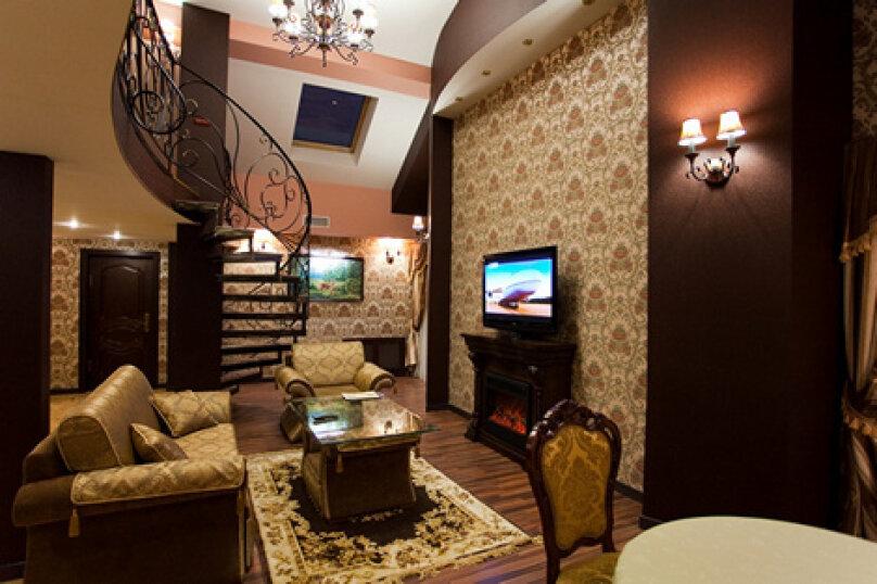 Президентский люкс, улица Рокоссовского, 7, Волгоград - Фотография 1