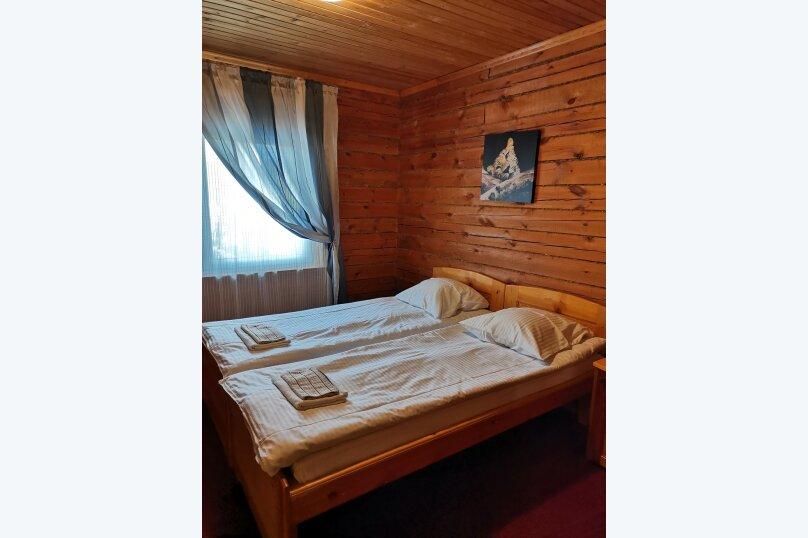 Охотничий дом, 63 кв.м. на 6 человек, 3 спальни, Красный ключ, 52, Байкальск - Фотография 6