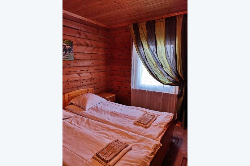 Охотничий дом, 63 кв.м. на 6 человек, 3 спальни, Красный ключ, 52, Байкальск - Фотография 8