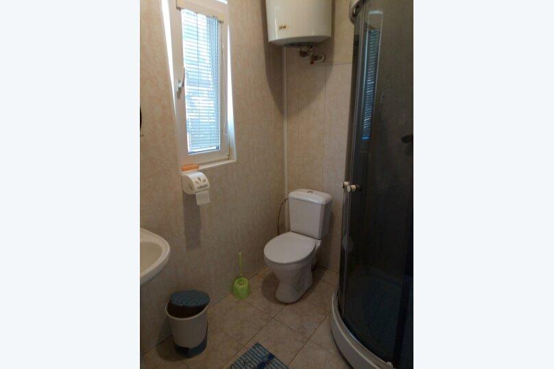 Стандарт 2 комнатный на 4 человек, улица Адмирала Фадеева, 18, Севастополь - Фотография 2