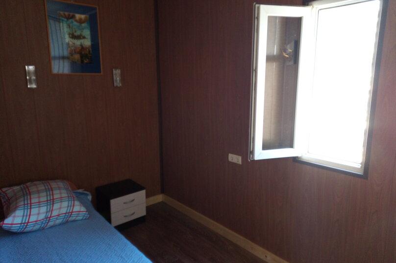 Стандарт 2 комнатный на 4 человек, улица Адмирала Фадеева, 18, Севастополь - Фотография 3