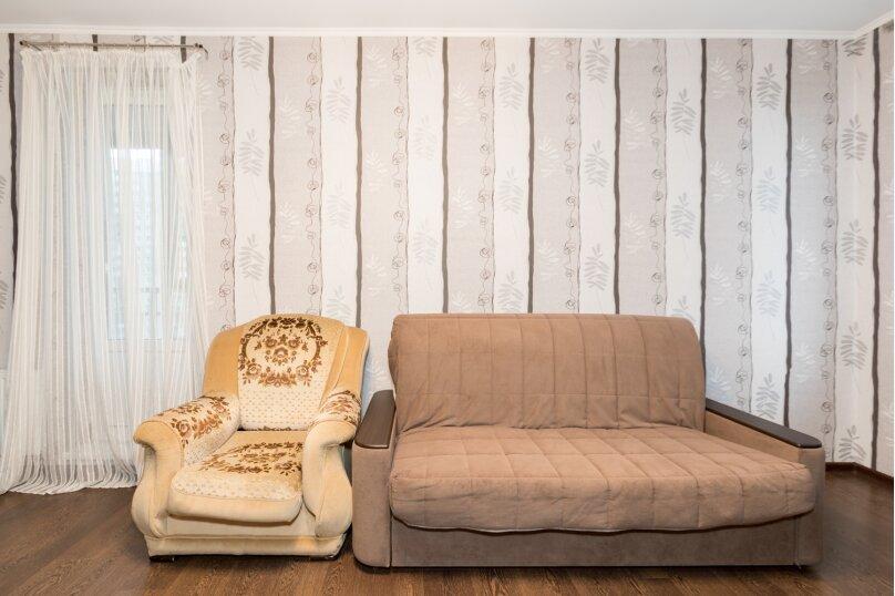 2-комн. квартира, 78 кв.м. на 6 человек, улица Игоря Мерлушкина, 1, Красногорск - Фотография 4